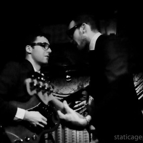 Nick Waterhouse at Revival Sessions (2/18/2011) © 2011 Michael Kang