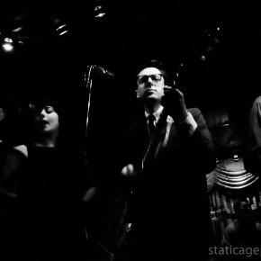 Nick Waterhouse at Revival Sessions (2/18/2011) © 2011 Michael Kang