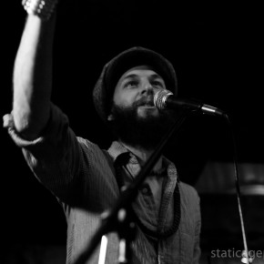 Jeremy Sole at Revival Sessions (2/18/2011) © 2011 Michael Kang