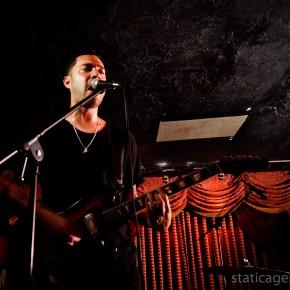 Hanni El Khatib at Revival Sessions (2/18/2011) © 2011 Michael Kang