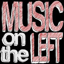 music on the left