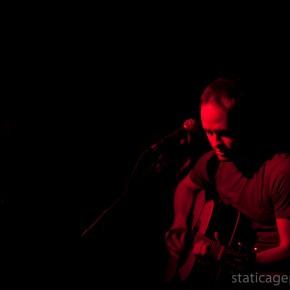 Chris Allen at O'Brien's Irish Pub (March 8, 2011) © Michael Kang