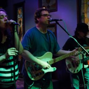 Cowspace at Brennan's Pub. June 1, 2011