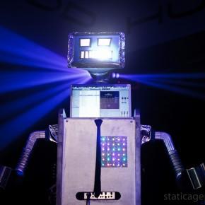 Robot from Tartar Control at Good Hurt. June 1, 2011