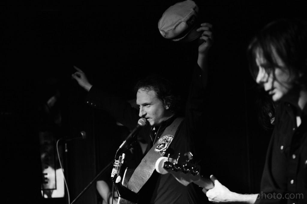 Paul Chesne Band at O'Brien's Pub. June 25, 2011