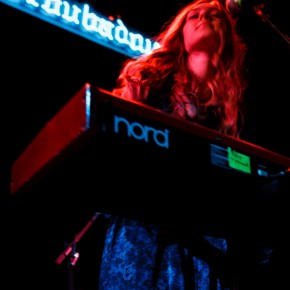 First Aid Kit at the Troubadour (November 8, 2011)