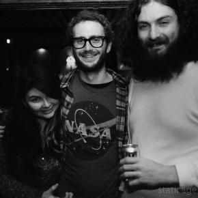 Ashton (Ahkiyyini) with friends