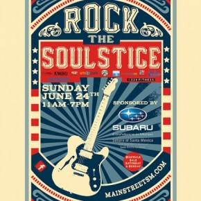 Jun 24: 12th Annual Main Street Summer SOULstice