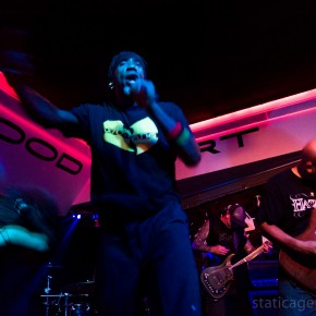 Jul 14, 2012: Bazerk w/ Fresh Bitch, Defonic Love, Pond Circle, Man + Robot