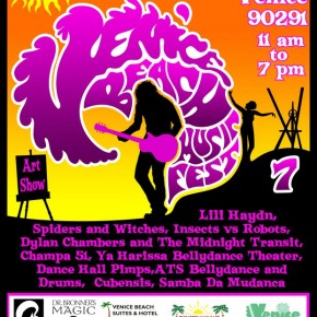 Sept 8, 2012: Venice Beach Music Fest 7